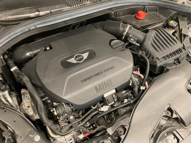クーパーD クラブマン ワンオーナー車 ペッパーPKG 純正HDDナビ リアビューカメラ LEDヘッドライト アクティブクルーズコントロール 衝突軽減ブレーキ 純正17インチAW ミラーETC(48枚目)