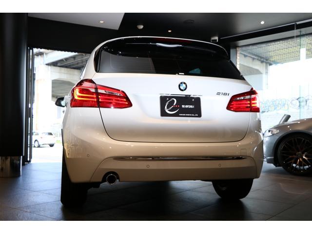 BMW BMW 218iアクティブツアラー ラグジュアリー 黒革 LED