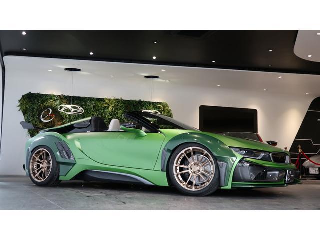 「BMW」「i8」「オープンカー」「大阪府」の中古車24