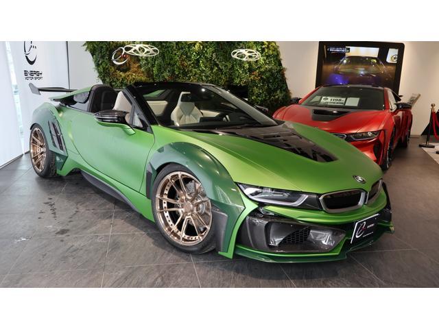 「BMW」「i8」「オープンカー」「大阪府」の中古車25
