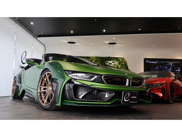 「BMW」「i8」「オープンカー」「大阪府」の中古車27