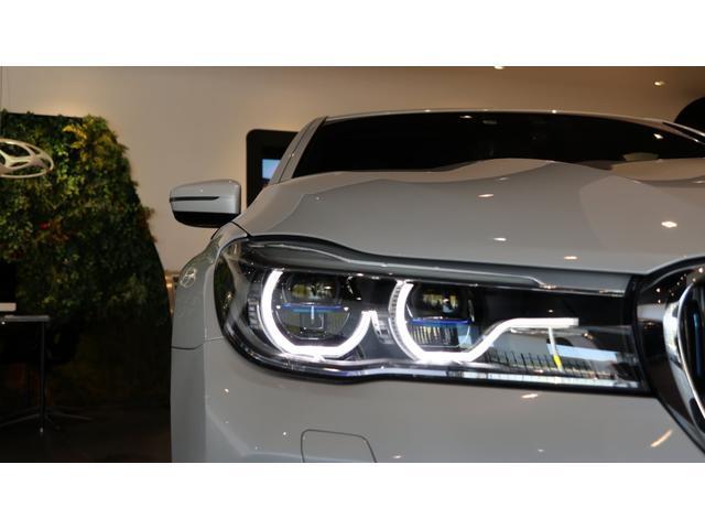 740eアイパフォーマンス Mスポーツ エナジーコンプリートカーEVO G11.2 ガラスサンルーフ ドライブレコーダー レーダー探知機 H30・R1年ディーラー点検記録簿有 レーザーヘッドライト ブラウンレザーシート 新品エナジー20AW(33枚目)