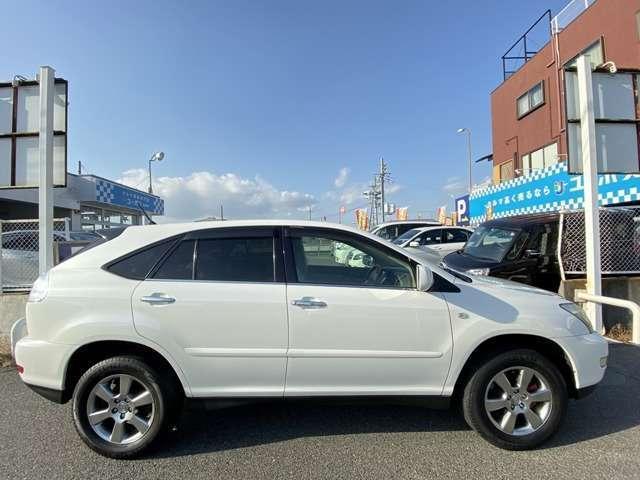 「トヨタ」「ハリアー」「SUV・クロカン」「大阪府」の中古車6