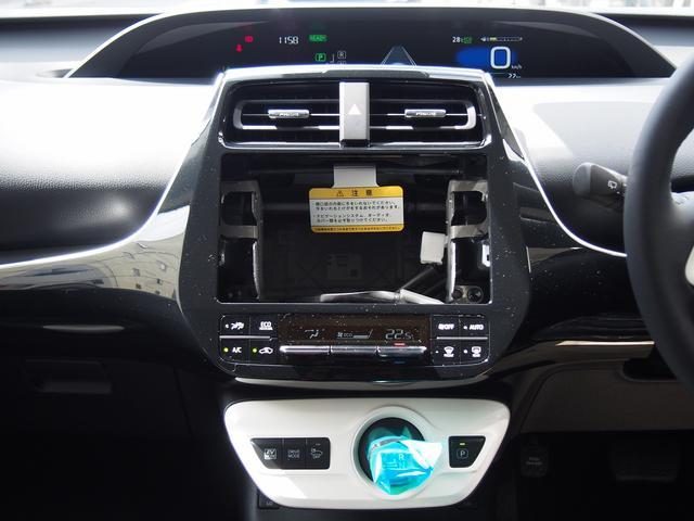 トヨタ プリウス Sツーリングセレクション セーフティP LEDフォグ装備