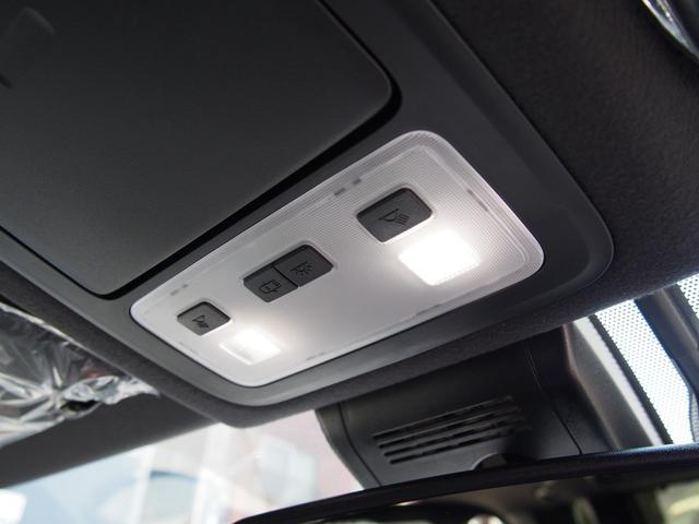 LEDルームランプ装備車です。
