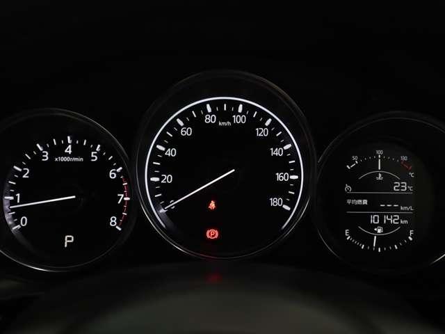 2.5 25S マツダ認定中古車 サポカー 衝突被害軽減ブレーキ マツダコネクトメモリーナビ サイド&バックカメラ  ETC LEDヘッドライト クルーズコントロール(7枚目)