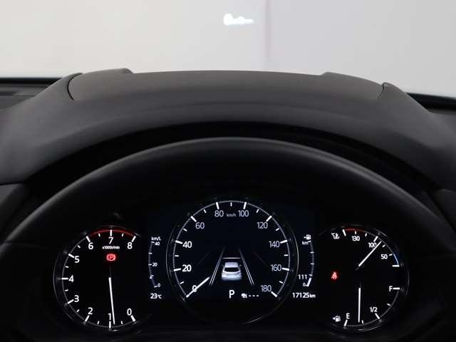 2.5 25T Lパッケージ 4WD マツダ認定中古車 サポカー 7人乗り3列シート サポカー 衝突被害軽減ブレーキ マツダコネクトメモリーナビ 360度カメラ BOSE スマートインETC LEDヘッドライト(8枚目)