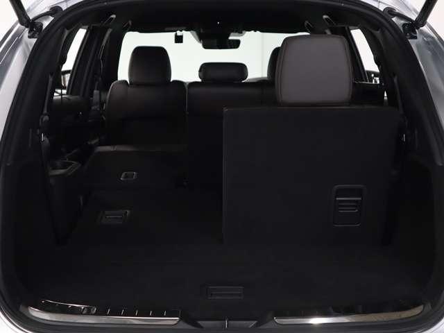 2.5 25T Lパッケージ 4WD マツダ認定中古車 サポカー 7人乗り3列シート サポカー 衝突被害軽減ブレーキ マツダコネクトメモリーナビ 360度カメラ BOSE スマートインETC LEDヘッドライト(15枚目)