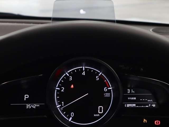 1.5 XD ノーブル クリムゾン ディーゼルターボ マツダ認定中古車 サポカー 専用レッドシート 衝突被害軽減ブレーキ マツダコネクトメモリーナビ スマートインETC LEDヘッドライト クルーズコントロール(7枚目)