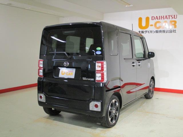 GターボリミテッドSAIII 2WD AT パノラマカメラ(8枚目)