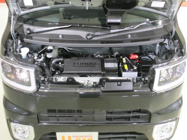 GターボリミテッドSAIII 2WD AT パノラマカメラ(47枚目)