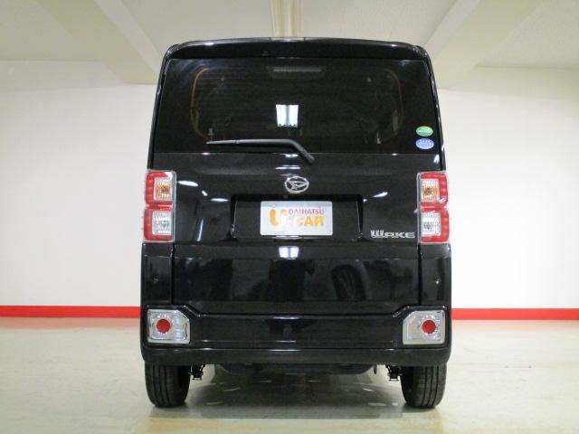 GターボリミテッドSAIII 2WD AT パノラマカメラ(56枚目)