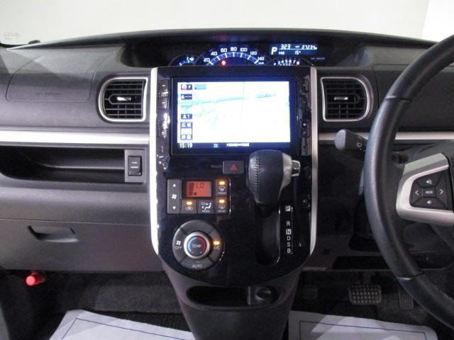 カスタムRS トップエディションSAII 2WD/ターボ車/プッシュスタート/8インチメモリーナビ/CD/DVD/SD/USB/Bluetooth/バックカメラ/ETC/両側電動スライド/LEDヘッドライト/純正アルミホイール(11枚目)