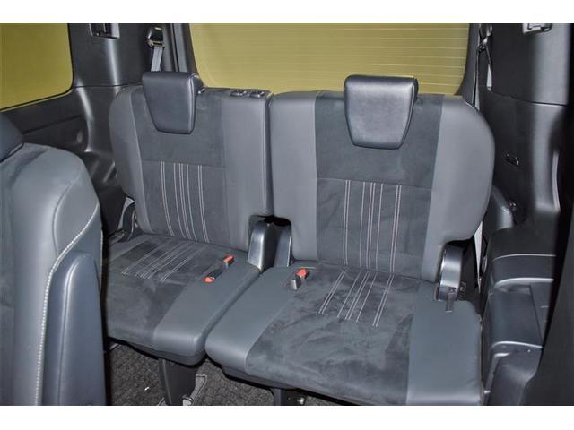 ハイブリッドGiプレミアムパッケジブラックテーラード フルセグ DVD再生 バックカメラ 衝突被害軽減システム ETC 両側電動スライド LEDヘッドランプ 乗車定員7人 3列シート(9枚目)