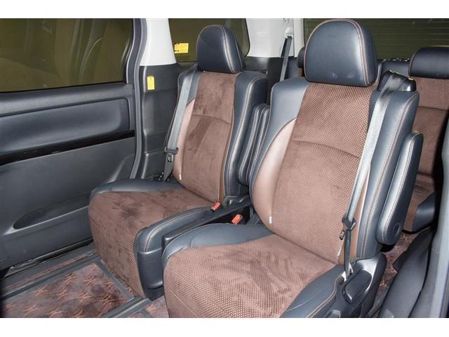 240S タイプゴールドII 4WD フルセグ メモリーナビ DVD再生 後席モニター バックカメラ ETC 両側電動スライド HIDヘッドライト 乗車定員7人 3列シート フルエアロ(13枚目)