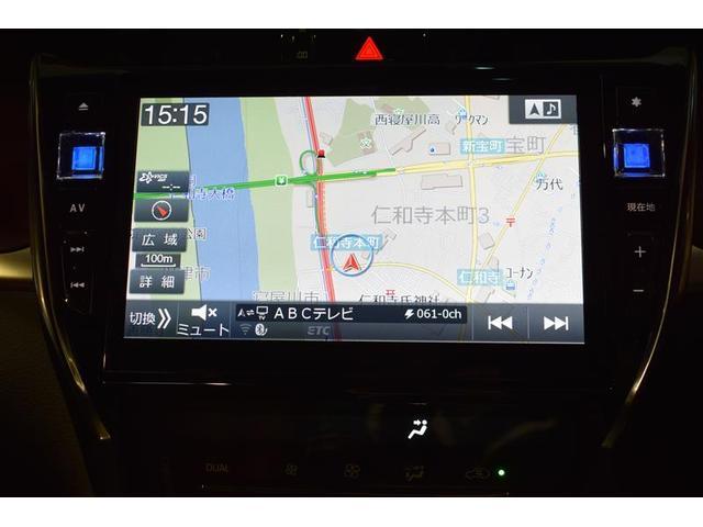 プレミアム サンルーフ 4WD フルセグ メモリーナビ DVD再生 ミュージックプレイヤー接続可 バックカメラ 衝突被害軽減システム ETC LEDヘッドランプ アイドリングストップ(12枚目)