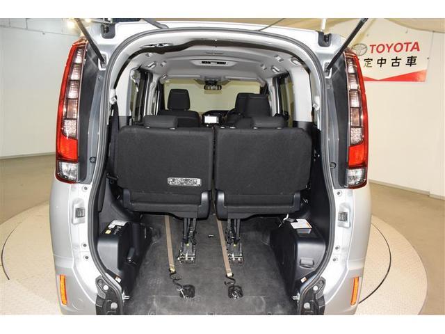 ウェルキャブタイプ1 ワンセグ メモリーナビ ミュージックプレイヤー接続可 バックカメラ 衝突被害軽減システム ETC 電動スライドドア LEDヘッドランプ ウオークスルー 乗車定員7人 3列シート アイドリングストップ(11枚目)
