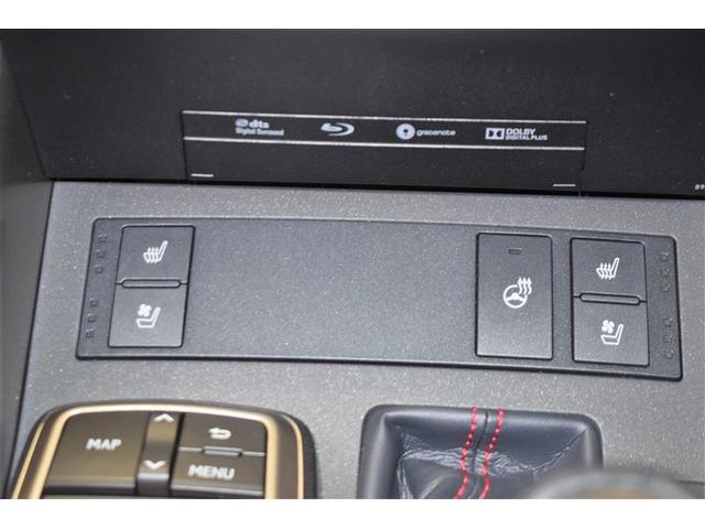 IS300 Fスポーツ 革シート フルセグ メモリーナビ DVD再生 ミュージックプレイヤー接続可 バックカメラ 衝突被害軽減システム ETC LEDヘッドランプ アイドリングストップ(18枚目)