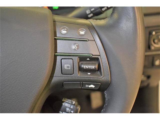 HS250h フルセグ HDDナビ ミュージックプレイヤー接続可 バックカメラ 衝突被害軽減システム ETC LEDヘッドランプ(16枚目)