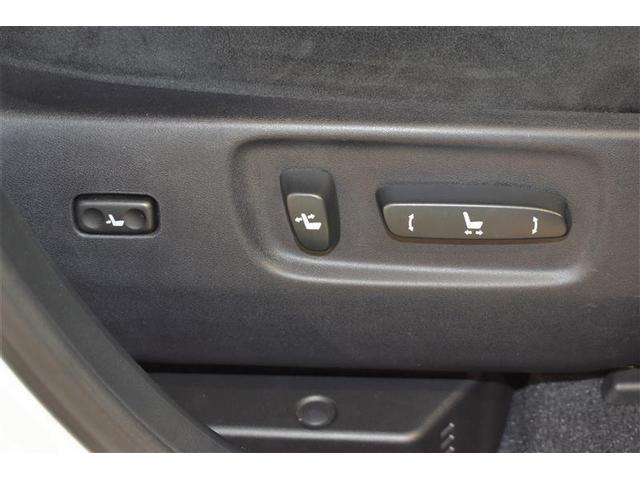 HS250h フルセグ HDDナビ ミュージックプレイヤー接続可 バックカメラ 衝突被害軽減システム ETC LEDヘッドランプ(19枚目)