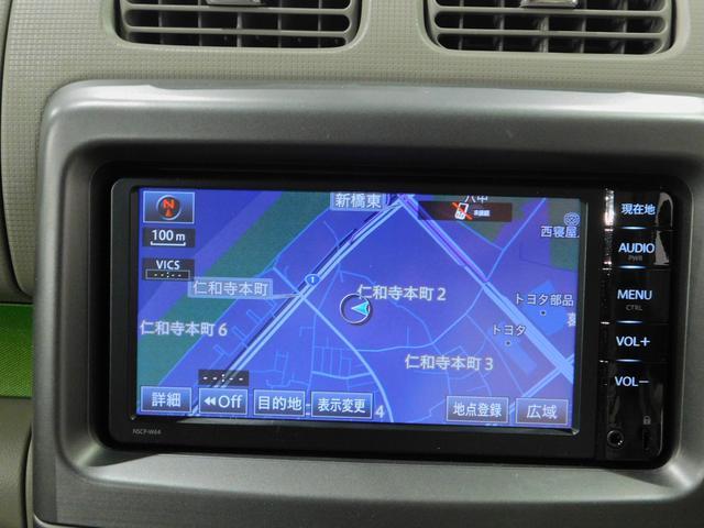 トヨタ ピクシススペース X メモリ-ナビ スマ-トキ-