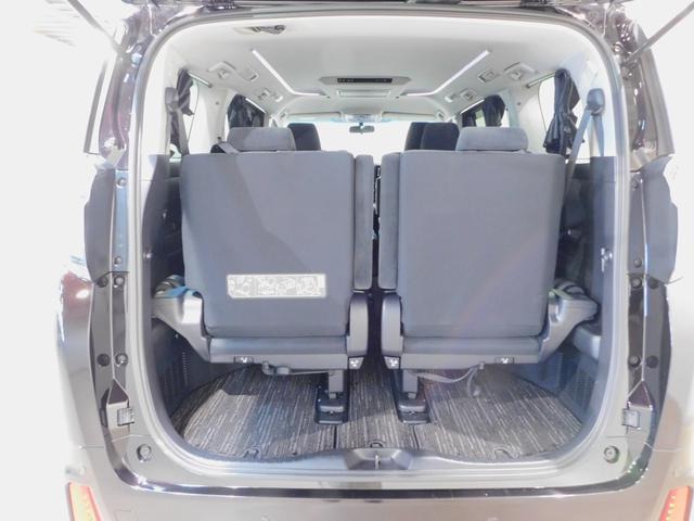 トヨタ ヴェルファイア 2.5Zサイドリフトアップシート