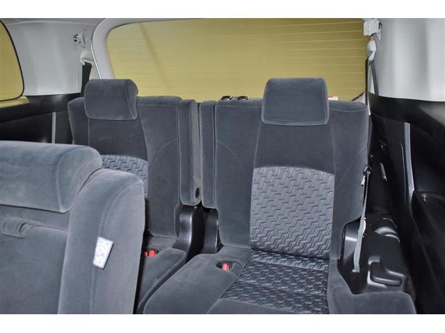 2.5S 4WD フルセグ メモリーナビ DVD再生 後席モニター バックカメラ 衝突被害軽減システム ETC ドラレコ 両側電動スライド LEDヘッドランプ 乗車定員 8人  3列シート フルエアロ(12枚目)
