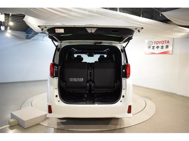 エグゼクティブラウンジS 革シート サンルーフ 4WD フルセグ DVD再生 ミュージックプレイヤー接続可 後席モニター バックカメラ 衝突被害軽減システム ETC 両側電動スライド LEDヘッドランプ 乗車定員7人(9枚目)