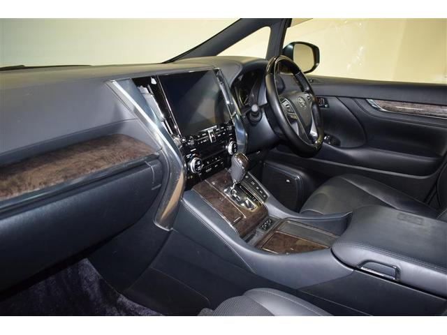 エグゼクティブラウンジS 革シート サンルーフ 4WD フルセグ DVD再生 ミュージックプレイヤー接続可 後席モニター バックカメラ 衝突被害軽減システム ETC 両側電動スライド LEDヘッドランプ 乗車定員7人(11枚目)