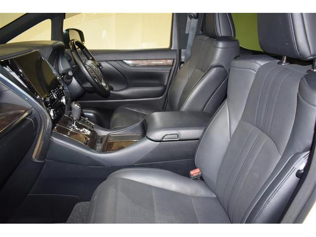 エグゼクティブラウンジS 革シート サンルーフ 4WD フルセグ DVD再生 ミュージックプレイヤー接続可 後席モニター バックカメラ 衝突被害軽減システム ETC 両側電動スライド LEDヘッドランプ 乗車定員7人(12枚目)
