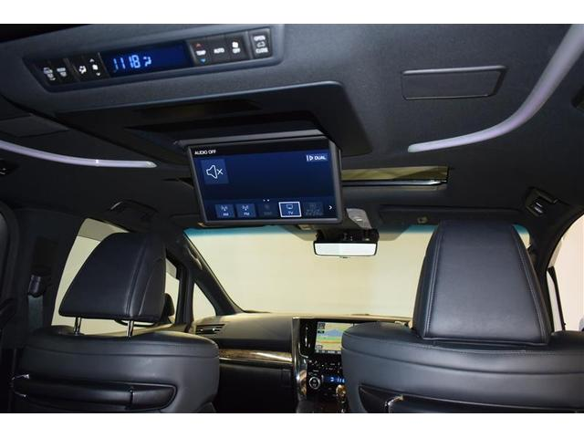 エグゼクティブラウンジS 革シート サンルーフ 4WD フルセグ DVD再生 ミュージックプレイヤー接続可 後席モニター バックカメラ 衝突被害軽減システム ETC 両側電動スライド LEDヘッドランプ 乗車定員7人(16枚目)