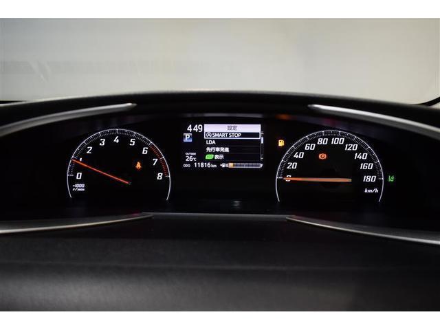G クエロ ワンセグ メモリーナビ ミュージックプレイヤー接続可 バックカメラ 衝突被害軽減システム ETC 両側電動スライド LEDヘッドランプ ウオークスルー 乗車定員7人 3列シート フルエアロ(25枚目)