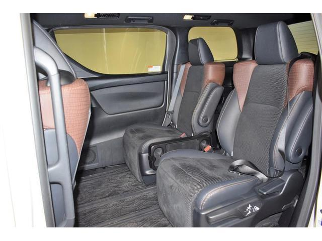 S A タイプBL フルセグ メモリーナビ DVD再生 バックカメラ ETC 両側電動スライド LEDヘッドランプ 乗車定員7人 3列シート フルエアロ(14枚目)