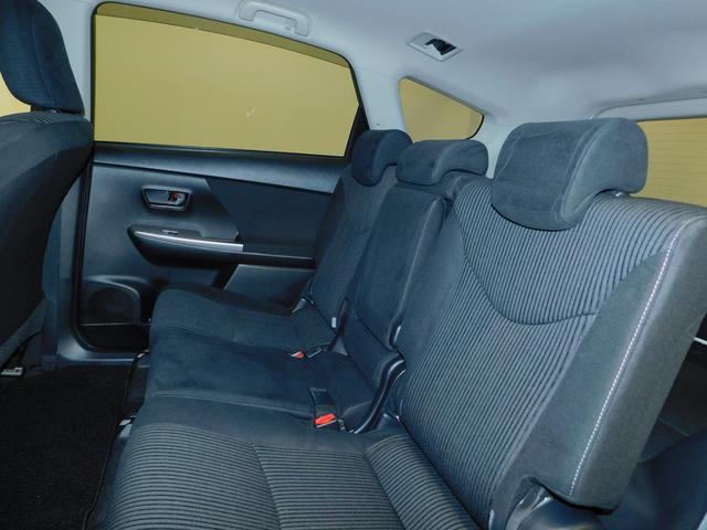 トヨタ プリウスアルファ S ワンセグ・バックモニター・HID・ETC付き