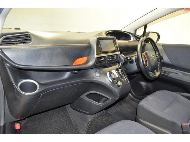 G Iストップ スマ-トキ- 3列シート ABS イモビライザー オートエアコン 衝突安全ボディ フルセグ メモリーナビ ETC バックモニター 両側電動スライドドア(12枚目)