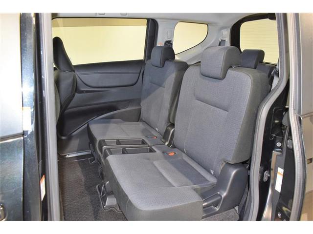 G Iストップ スマ-トキ- 3列シート ABS イモビライザー オートエアコン 衝突安全ボディ フルセグ メモリーナビ ETC バックモニター 両側電動スライドドア(14枚目)