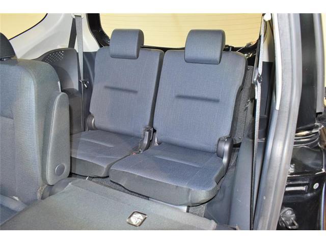 G Iストップ スマ-トキ- 3列シート ABS イモビライザー オートエアコン 衝突安全ボディ フルセグ メモリーナビ ETC バックモニター 両側電動スライドドア(15枚目)