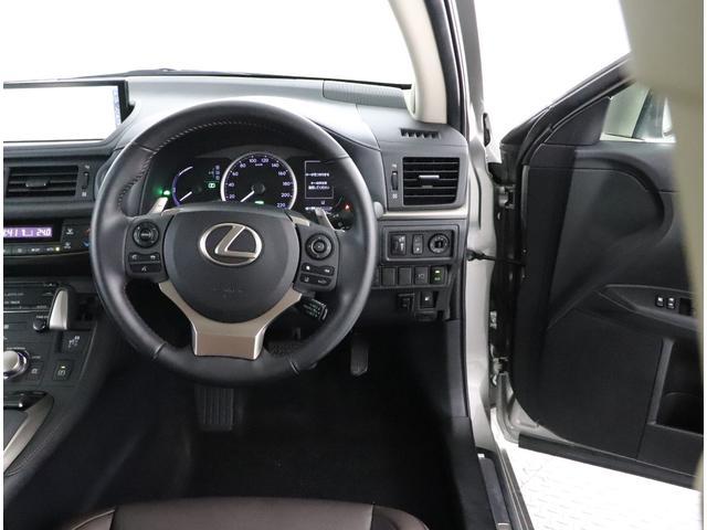 CT200h バージョンC フルセグメモリーナビ ドラブレコーダー 衝突軽減ブレーキシステム  パワーシート ヘッドランプLED スマートキー ETCビルトイン バックモニター ワンオーナー車(4枚目)