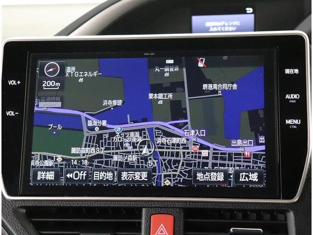 ZS 煌 10インチトヨタコネクトナビ バックモニター 後席モニター ビルトインETC TSS LEDヘッドライト 両側電動スライドドア スマートキー ワンオーナー(6枚目)
