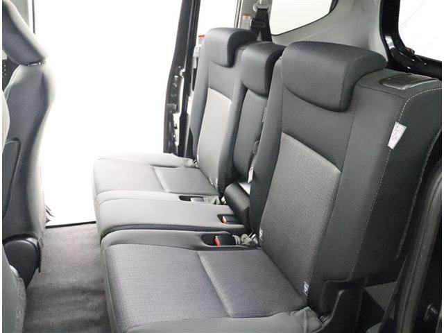 ハイブリッド ファンベースG 7インチトヨタコネクトナビ バックモニター 両側電動スライドドア スマートキー ハイブリッドカー ワンオーナー 5人乗り ビルトインETC(15枚目)