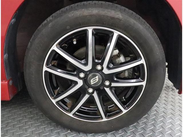 タイヤサイズ155・65・14タイヤの残り溝約2ミリ