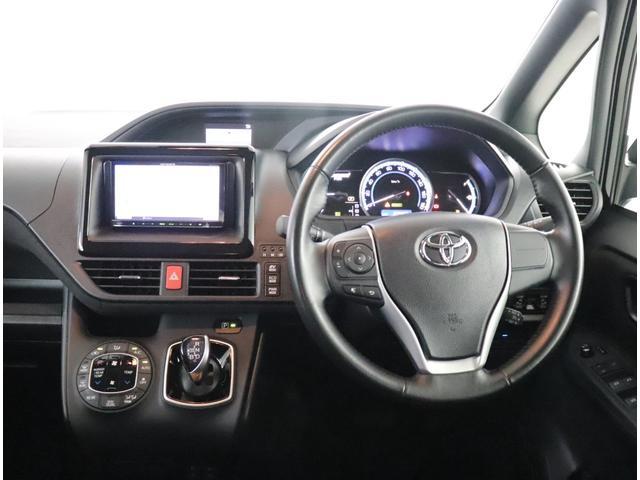 ハイブリッドG 7インチナビ トヨタ認定中古車 ドライブレコーダー LED 両側電動スライドドア(4枚目)