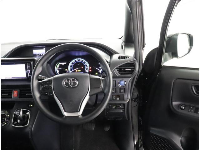 ハイブリッドX トヨタ認定中古車 7インチフルセグナビ LEDヘッドライト 片側電動スライドドア スマートキー ETC バックカメラ ワンオーナー車(4枚目)
