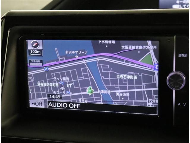 ハイブリッドX トヨタ認定中古車 7インチフルセグナビ LEDヘッドライト 片側電動スライドドア スマートキー ETC バックカメラ ワンオーナー車(5枚目)