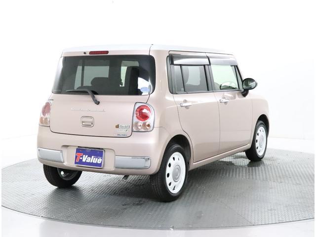 X ショコラ T-Value認定車白ピンクのツートンカラー(4枚目)