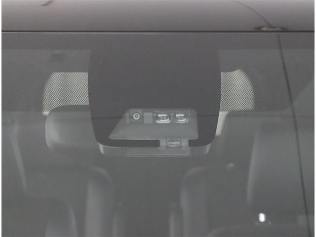 Si ダブルバイビー フルセグ メモリーナビ DVD再生 後席モニター バックカメラ 衝突被害軽減システム ETC 両側電動スライド LEDヘッドランプ ウオークスルー 乗車定員7人 3列シート ワンオーナー フルエアロ(16枚目)