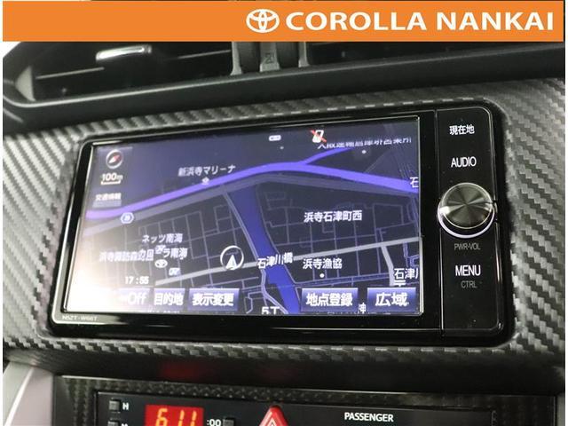 GT 純正SDナビ フルセグ バックモニター ワンオーナー(6枚目)