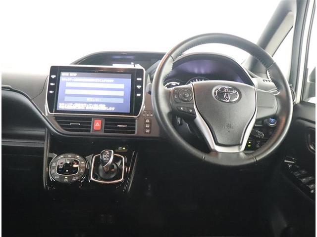 ハイブリッドSi ダブルバイビーII トヨタセーフティーセンス 10インチSDナビ バックモニター ワンオーナー ETC(4枚目)