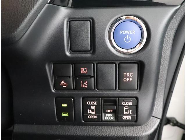 ハイブリッドSi ダブルバイビーII トヨタセーフティーセンス 10インチSDナビ バックモニター ワンオーナー ETC(10枚目)