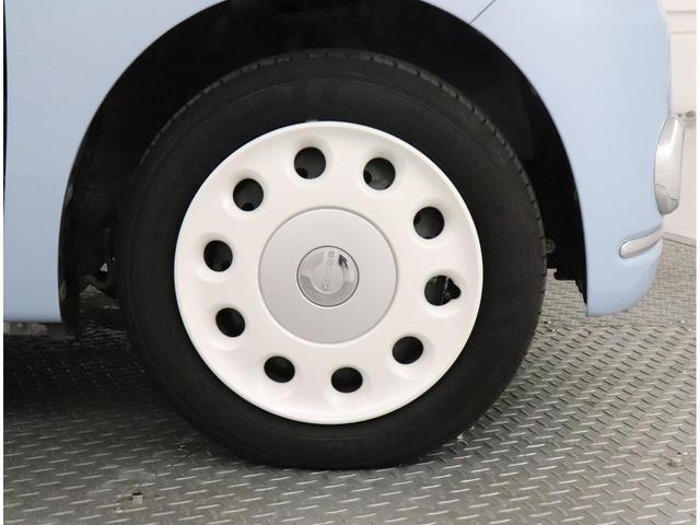 155/65/14タイヤの溝は約4mm。
